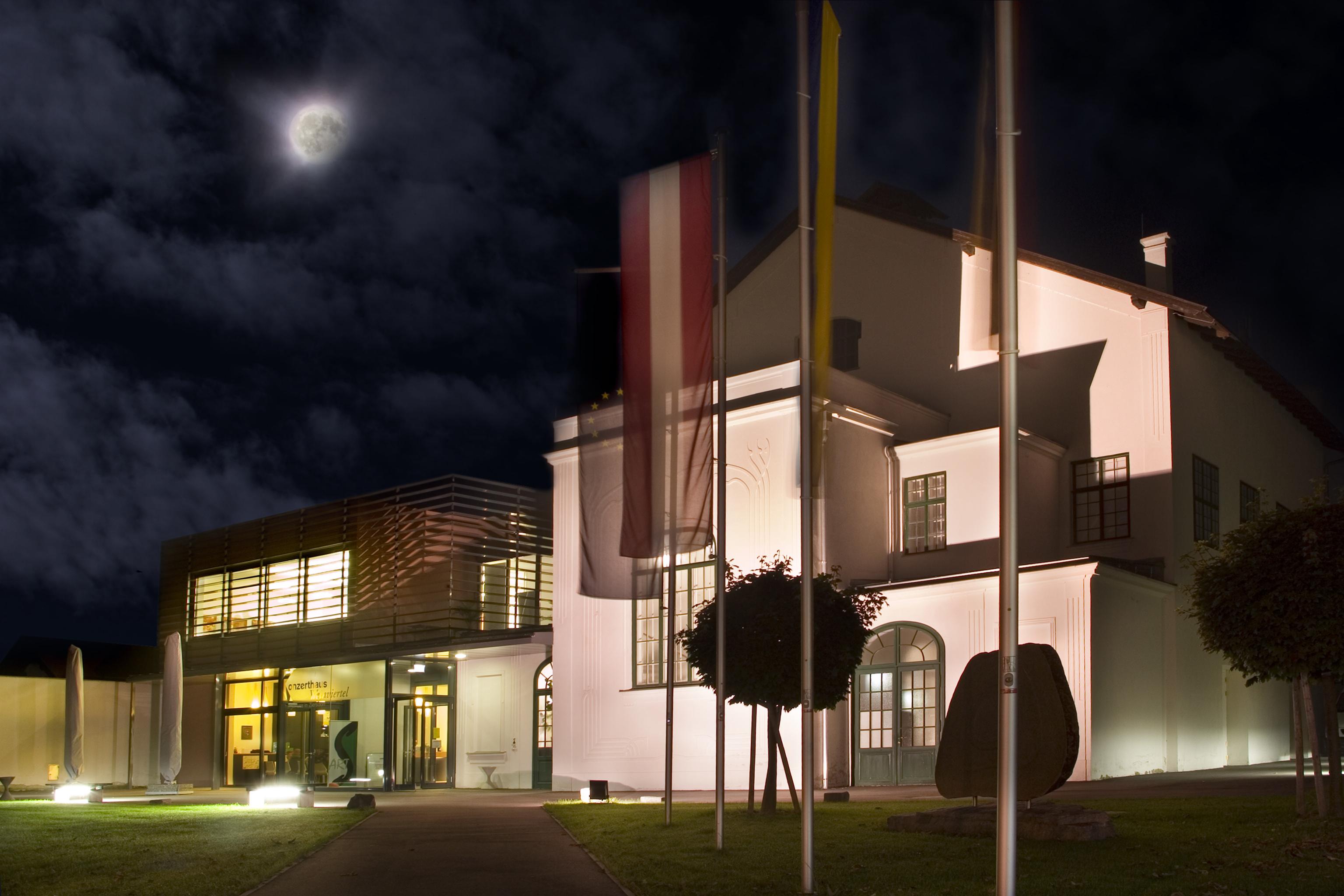 ARTS Galerie im Konzerthaus - Galerien im Weinviertel